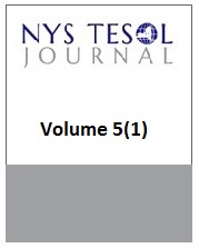 NYS TESOL Journal